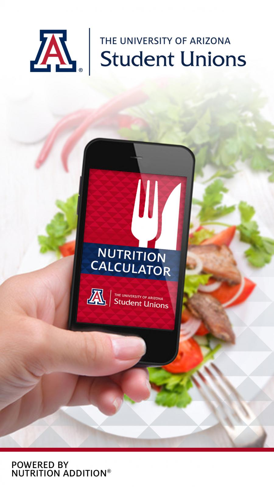 Nutrition Calculator App