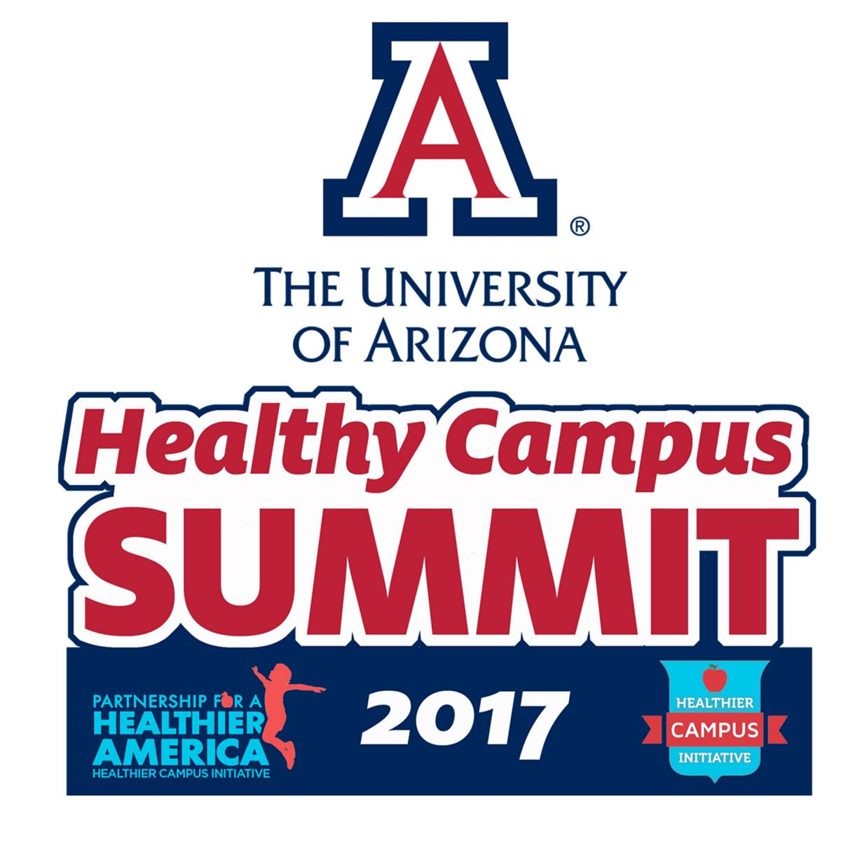 Healthy Campus Summit Logo