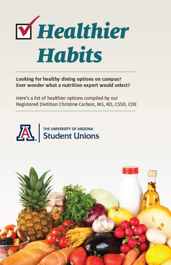 healthier habits description